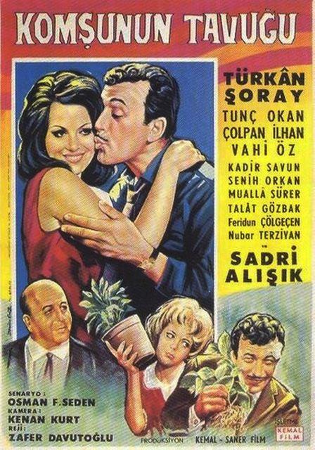 Komşunun Tavuğu (1965) - Sadri Alışık, Türkan Şoray