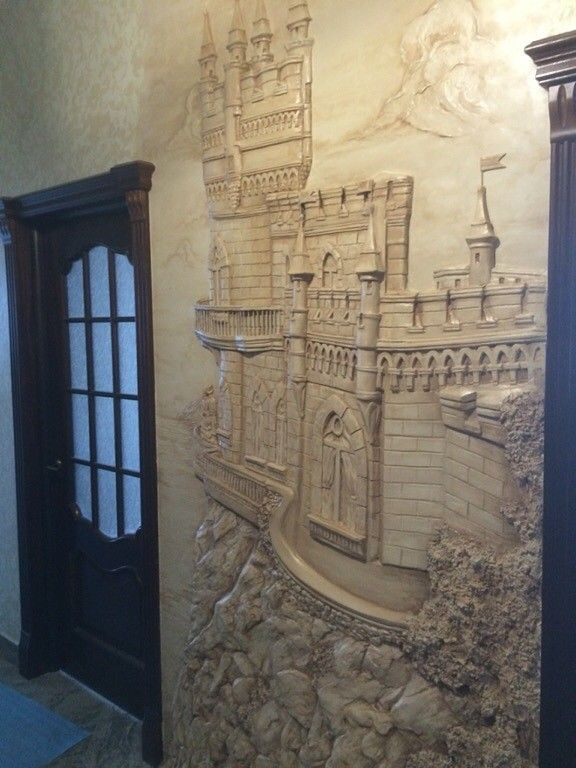 17 best images about for Bas relief mural