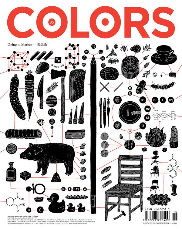 COLORS 85: Going to Market — A Survival Guide