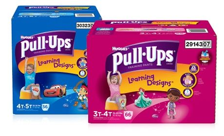 Huggies Pull-Ups Training Pants $23.97 / Case - http://www.pinchingyourpennies.com/huggies-pull-ups-training-pants-23-97-case/ #Baby, #Pottytraining, #PullUps