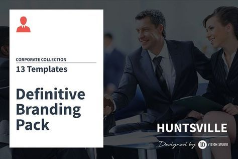 Definitive Branding Pack - Corporate Collection