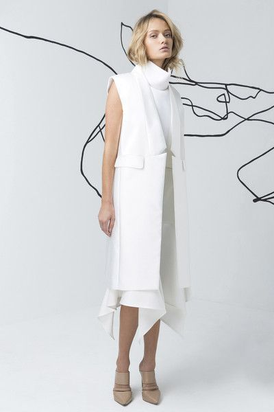 #summer #white by #C/Meo #fashion