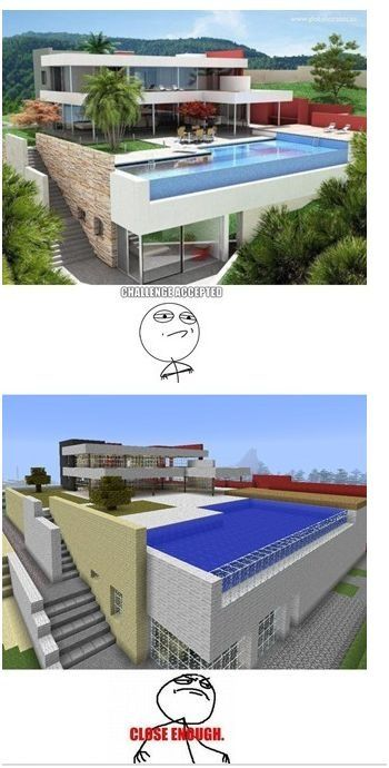 My addiction to modern houses xD
