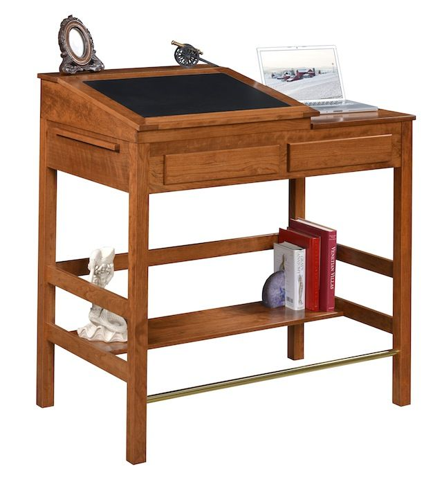 stand up writing desk About us who buys from amish country furniture sales, manufacturer of the finest custom made stand-up desks, standing tables, podiums, lecterns and drafting tables in.