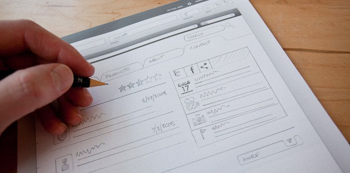 Sketch out your #webdesign with this awesome browser sketch pad.