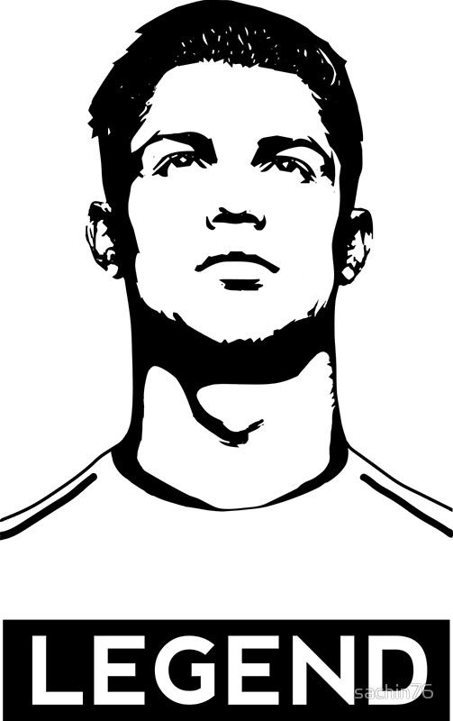 Cristiano Ronaldo Poster Ronaldo Wallpaper Ronaldo Art Ronaldo