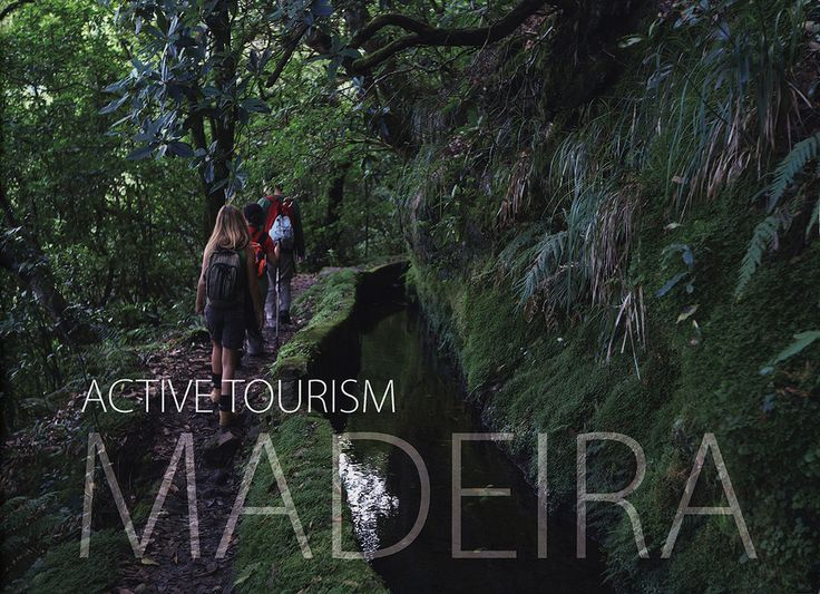 Madeira Active Tourism; 2011, Portugal overseas territory; tourism travel brochure | by worldtravellib World Travel library