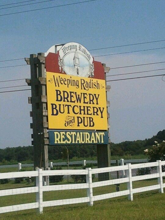 Weeping Radish Restaurant Outer Banks Nc