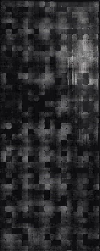 Swing seinälaattamallisto R22W I. Black (20 x 50 cm) Värisilmä, www.varisilma.fi