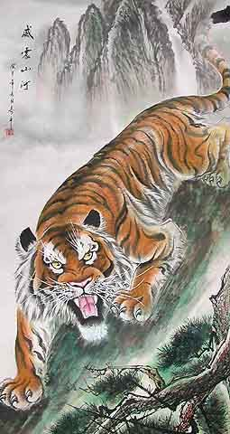 chinese-tiger-painting-T5730