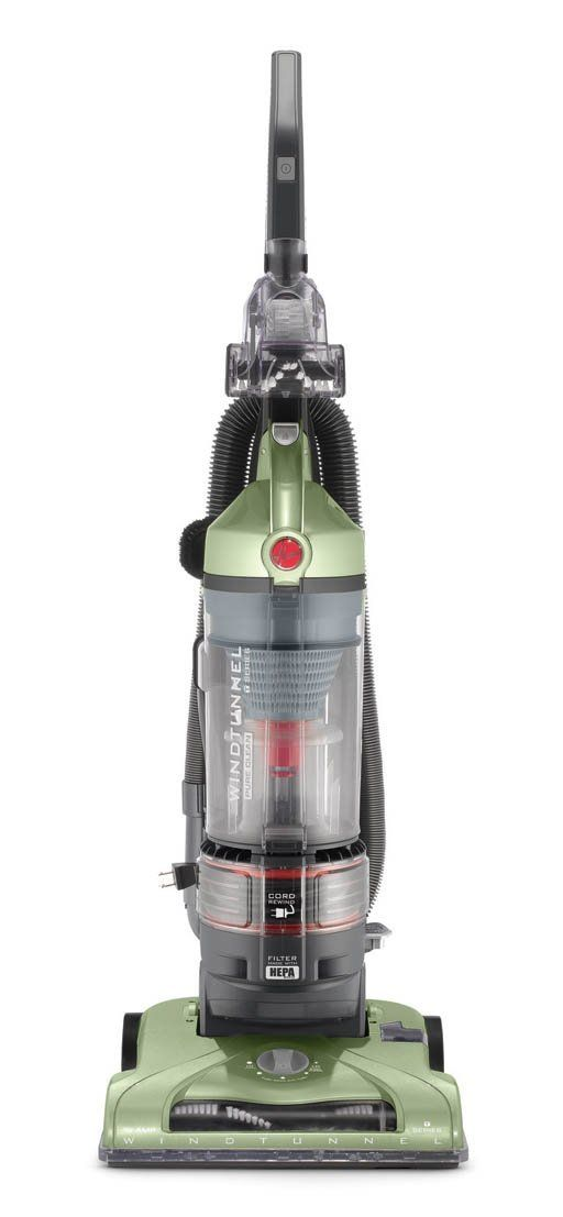 Today Only: Hoover WindTunnel T-Series Rewind Plus Bagless Upright Vacuum Only $65!