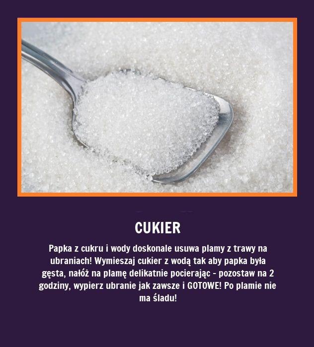 Czy wiecie, że papka z cukru i wody doskonale usuwa...   - przepisy kulinarne, wystrój kuchni, sprzęt, gadżety kuchenne - jeeedzonkoo i nie tylko