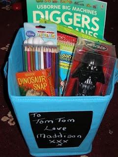 Kid's Gift basket