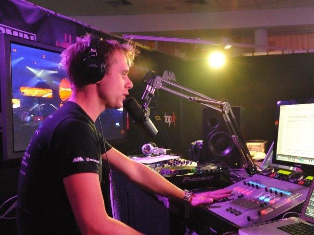 Armin van Buuren #asot
