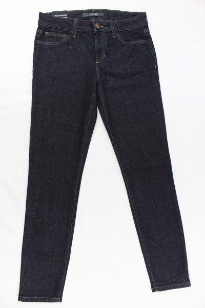 Joe's Jeans Women's Alice Dark Blue Skinny Ankle Jeans
