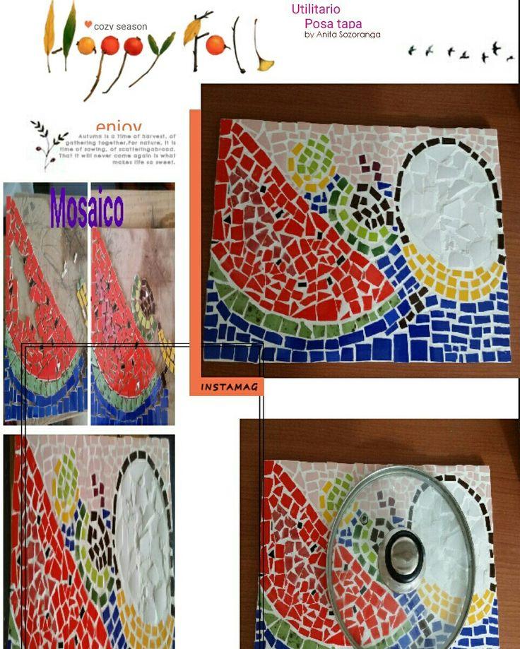 Mi 1er. mosaico práctico