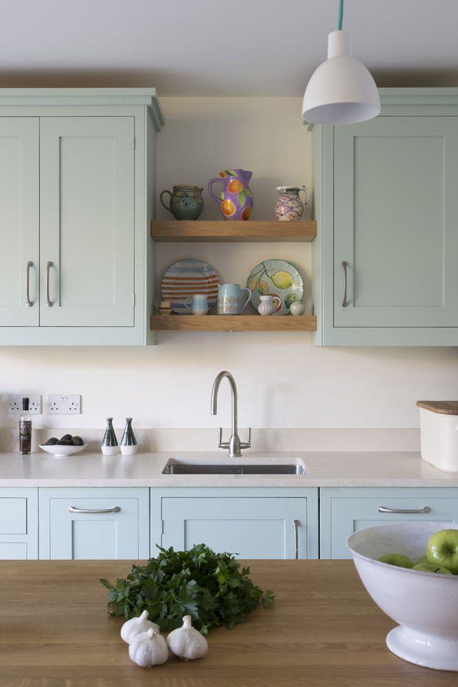 Bespoke Kitchen Design Painting 28 best roundhouse blue kitchens images on pinterest   kitchen