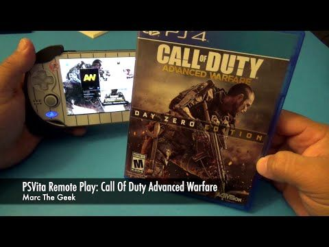 http://callofdutyforever.com/call-of-duty-gameplay/psvita-remote-play-call-of-duty-advanced-warfare-hands-on/ - PSVita Remote Play: Call Of Duty Advanced Warfare Hands On  Here is Call Of Duty Advanced Warfare played on the PS Vita via Remote Play. I make these remote play videos so you guys can see how the game will behave on the PS Vita via remote play. I hope you guys like the video.