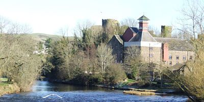 Gotta love the name -Cockermouth Brewery and castle