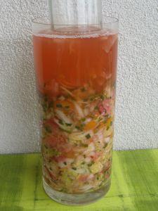dieta Warzywno Owocowa: Kiszona kapusta pekińska na ostro – kimchi