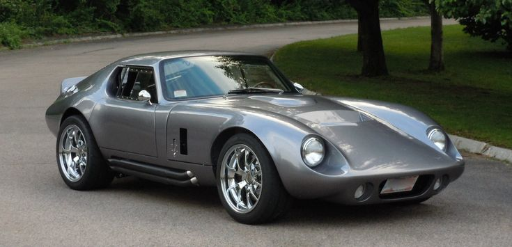 Factory Built Sterling Kit Car For Sale On Ebay: Replica/Kit Makes : Factory Five Type 65, Shelby Daytona