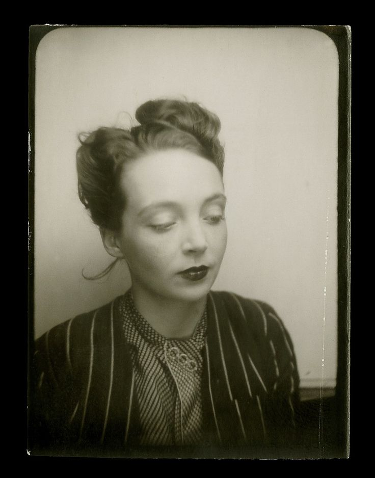 "Marguerite Duras_1940's - check out her book ""The Lover"" , also a film by the same name"