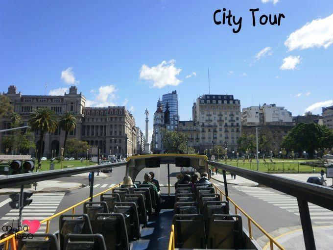 Conhecendo Buenos Aires   Pontos turísticos