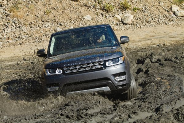 4×4 of the Year Award : 2014 #RangeRover Sport supercharged   Land Rover Nieuws