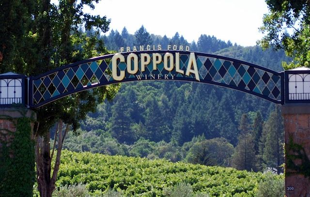 Sonoma County's Wineries 2 ~ Francis Ford Coppola