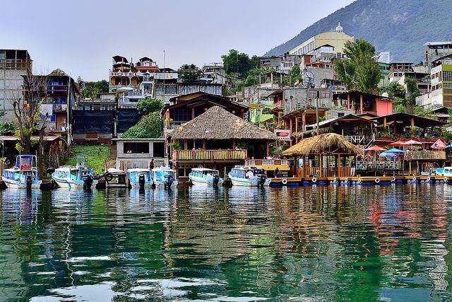 San Pedro la Laguna, Guatamala