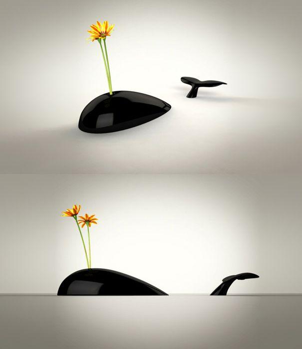 Vas Bunga Unik Membuat Rumah Anda Semakin Menarik I