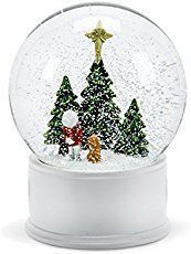 Enchanting Whimsical and Cool Snow Globes - XpressionPortal  I have always loved snow globes they are enchanting, majestic and super cool.  I love that they are a rare novelty item that has a history and nostalgic meaning. They make great home decorative