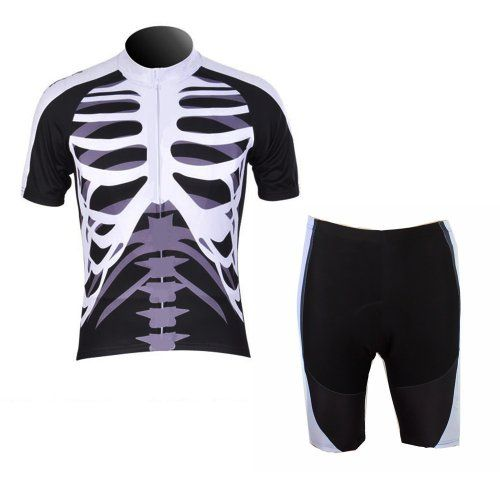 WOLFBIKE Men Cycling Jersey Bicycle Bike Cycle Short Sleeve Jersey Jacket Comfortable Breathable Shirts Tops, 3D Cushion Padded Shorts Tights Pants Sportswear Suit Set Breathable Quick Dry Black White - http://ridingjerseys.com/wolfbike-men-cycling-jersey-bicycle-bike-cycle-short-sleeve-jersey-jacket-comfortable-breathable-shirts-tops-3d-cushion-padded-shorts-tights-pants-sportswear-suit-set-breathable-quick-dry-black-whit-3/