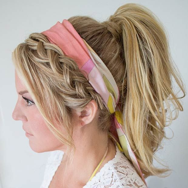 50 Incredibly Cute Hairstyles For Every Occasion High Ponytails Ponytail And Hair Goals