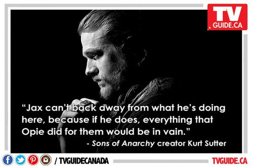 One of the five things Kurt Sutter told us about #SOA Season 6