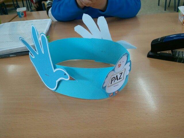 Corona de paz