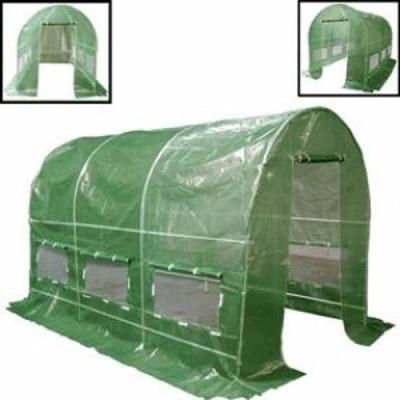 Earthcare 7 x 15 Portable Hoop Garden Green house Kit $187.99