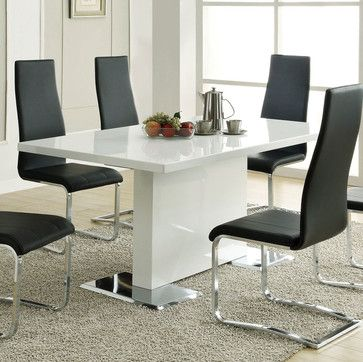 102310 Dining Table - Modern - Dining Tables - Modern Furniture Warehouse