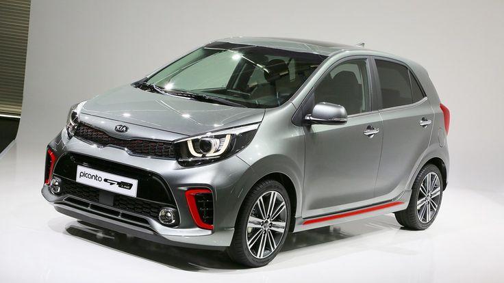 New Kia Picanto v3.0: meet Korea's slickest city car yet