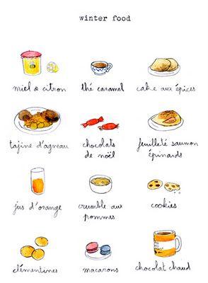 french food Lyon, France.
