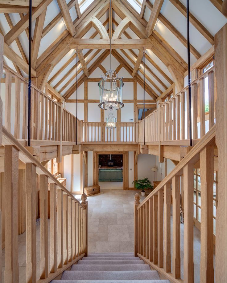 #Traditional #oakframe at its very best!