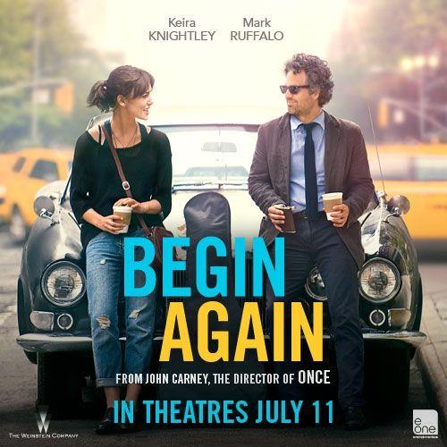 begin again | 2013