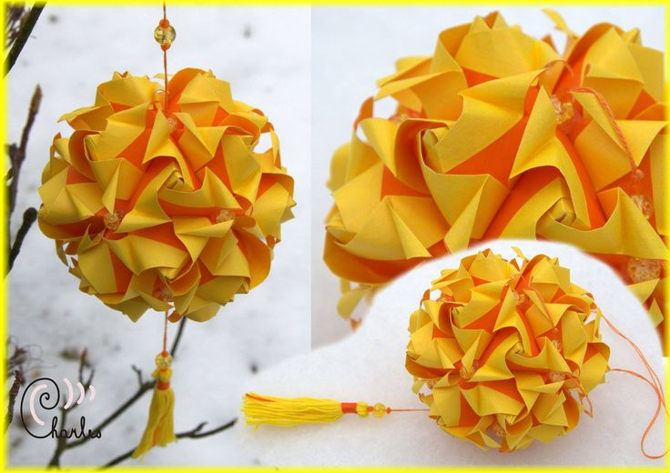 Ohnivá rúže - Flame rose  paper: 120 x 60 mm, 65 g/m² model: ~ Ø115 mm  rosalie design: Natalia Romanenko