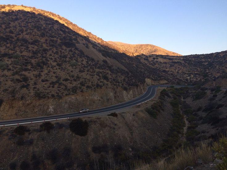 Camino a Andacollo