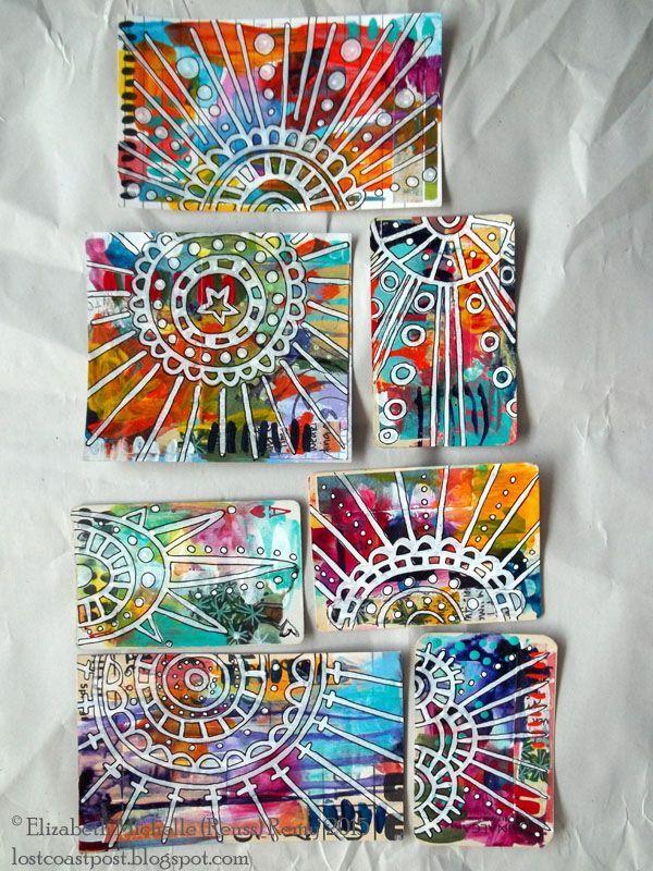 Kids Craft Activities Foil Paper Chains