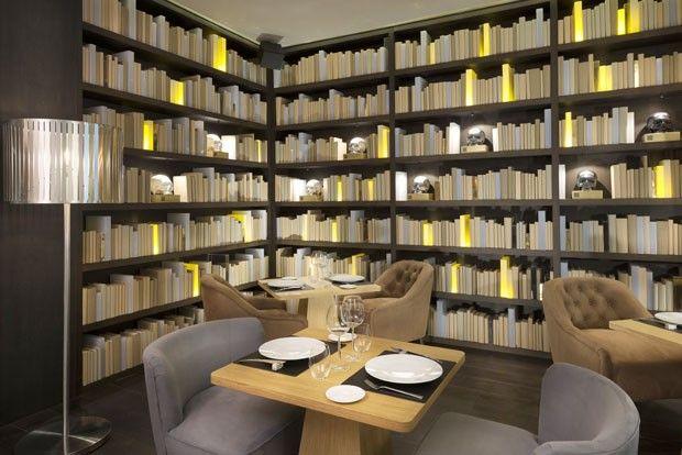 Restaurante Otto, criado por Rosauro Varo - Madrid, Espanha