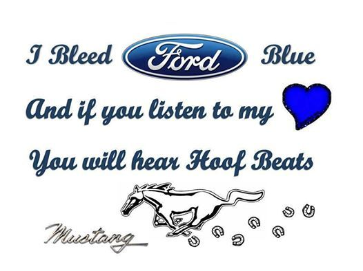 I  LOVE my Ford Mustang ❣