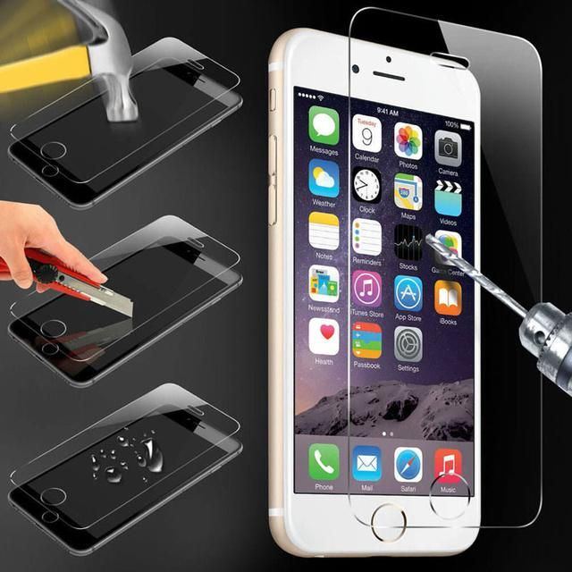 Simply awesome Tempered glass For iphone 4s - 7. Find it in my store ✨  http://www.cjpcservices.com/products/tempered-glass-for-iphone-4s-7