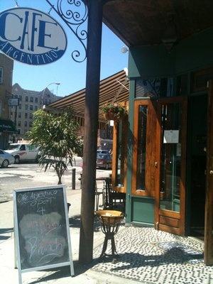 Cafe Argentino in Williamsburg, Brooklyn