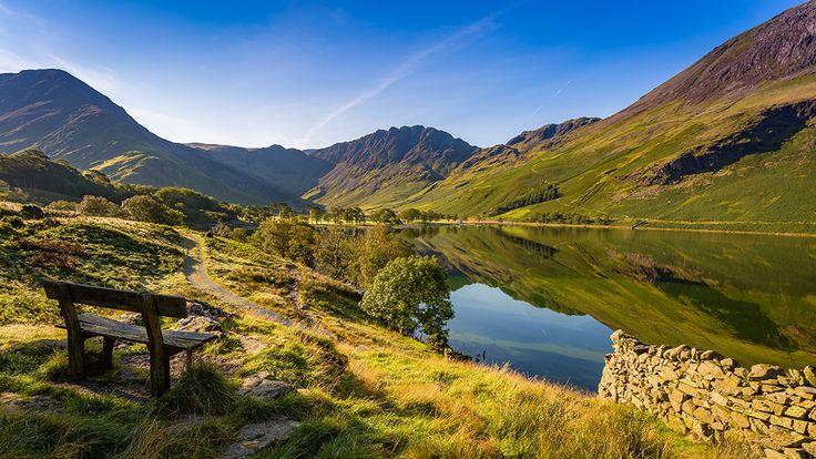 The Lake District, Cumbria, England